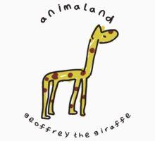 Geoffrey the Giraffe Kids Clothes