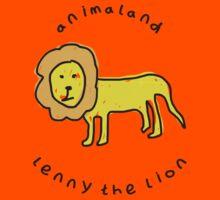 Lenny the Lion by jackfords