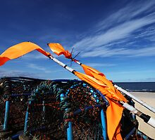 Pots and Flags, Redcar by PaulBradley