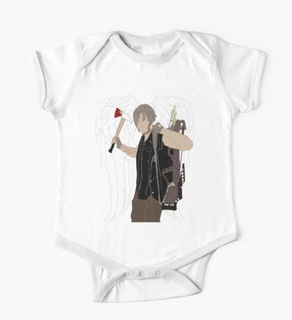 Daryl Dixon  One Piece - Short Sleeve