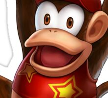 Diddy Kong Sticker