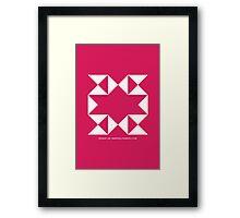 Design 198 Framed Print