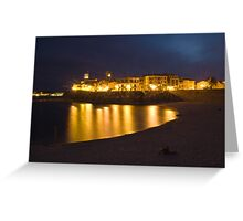 Old Antibes  Greeting Card