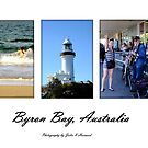 Byron Bay Panorama by Julia Harwood