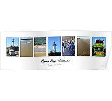 Byron Bay Panorama Poster