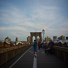 Brooklyn Bridge by Zoe Roupakia