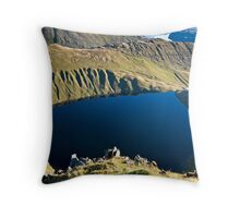 Blea Water, Cumbria Throw Pillow