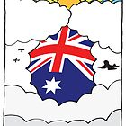 Emigrating Australia Card by springwoodbooks