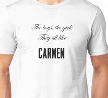 Lana Del Rey Carmen Unisex T-Shirt