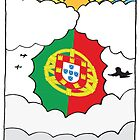 Emigrating To Portugal Card by springwoodbooks