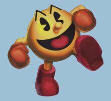 Pac-Man One Piece - Short Sleeve