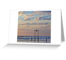 Aldinga Silver Sands Beach Greeting Card