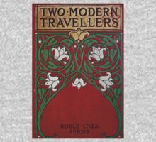 Two Modern Travellers Graphic Shirt Kids Tee
