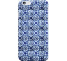 Blue Tiles iPhone case iPhone Case/Skin