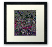 """Toroidals""© Framed Print"