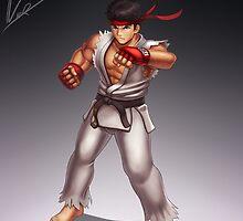 Ryu by hybridmink