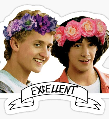 Be Excellent To Eachother Sticker