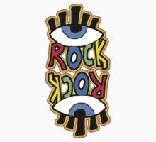 I Rock Baby Tee
