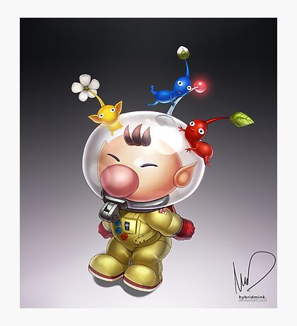 Olimar Photographic Print