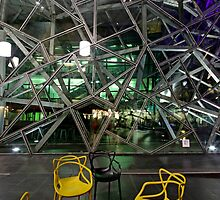 Meet me at Fed Square by SharronS