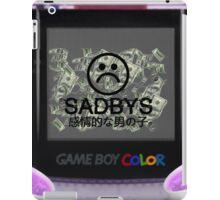 Sadboys advance iPad Case/Skin