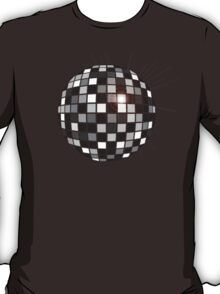 Disco Shades Of Grey T-Shirt