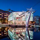 Emirates Air Line by JzaPhotography