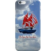 Clipper Ship Indian Queen iPhone case design iPhone Case/Skin