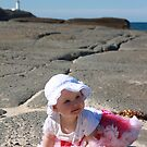 norah head light house and sienna by jane walsh