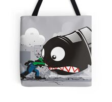 LUIGI: ALWAYS ANGRY Tote Bag
