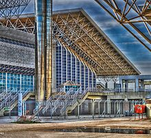 Industrial Stadium by GeorgeGrivas