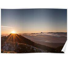 Sunrise... Poster