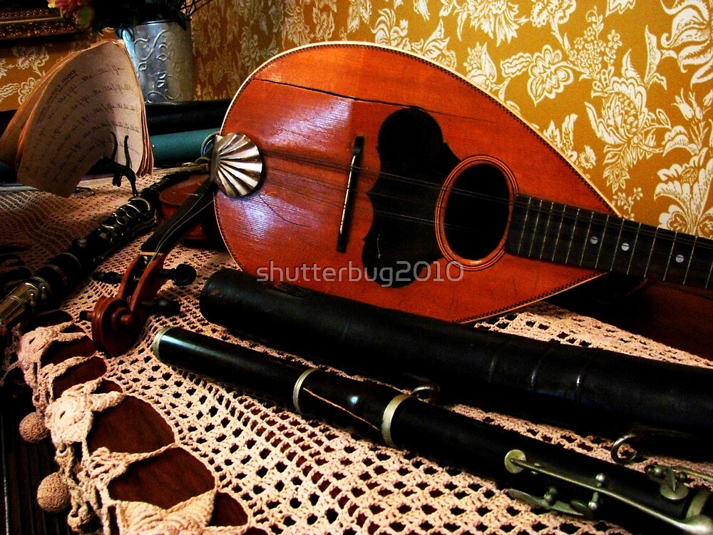 Music of Days Gone By by shutterbug2010