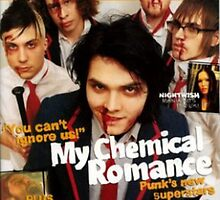 My Chemical Romance Cover Part 2 by omsclock