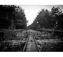 lost railroad Photographic Print