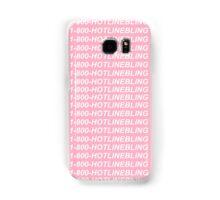 Hotline Bling Samsung Galaxy Case/Skin