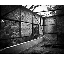 lost loading station Photographic Print