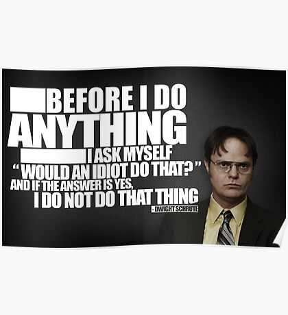 Before I Do Anything Poster