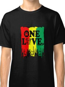 ONE LOVE 2 Classic T-Shirt