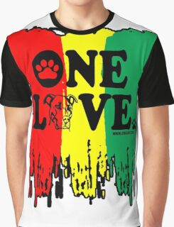 ONE LOVE 2 Graphic T-Shirt
