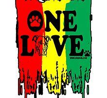 ONE LOVE 2 by urbansuburban