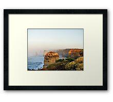 Apostles rise HDR #15 Framed Print