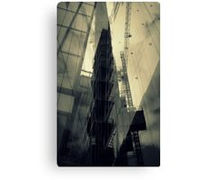 Moments of Emptiness Canvas Print