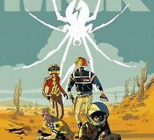 My Chemical Romance Danger Days by omsclock