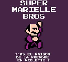 Super Marielle Bros V2 Unisex T-Shirt