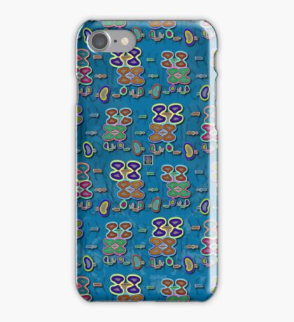 """""""String and Superstring""""© iPhone Case/Skin"""