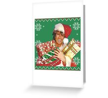 Wham Christmas Greeting Card