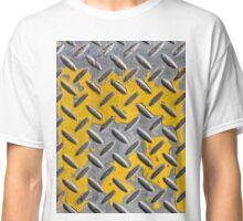Diamond Plate Graphic Shirt Classic T-Shirt