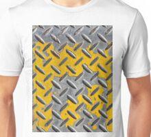 Diamond Plate Graphic Shirt Unisex T-Shirt