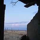 Deserted on the Prairie by Rachel Sonnenschein